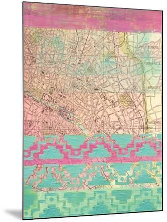 World Traveler IV-Ashley Sta Teresa-Mounted Art Print
