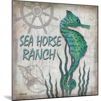Sea Horse Ranch-Todd Williams-Mounted Art Print