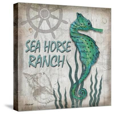 Sea Horse Ranch-Todd Williams-Stretched Canvas Print