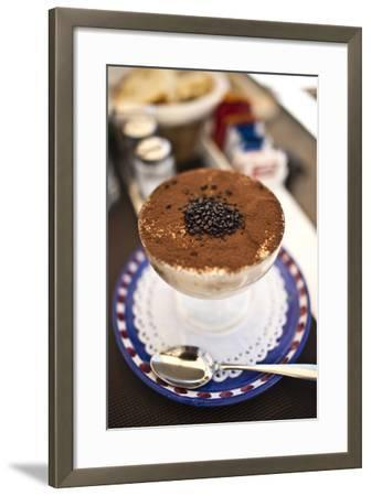 Coffee in Amalfi-JoAnn T^ Arduini-Framed Photographic Print