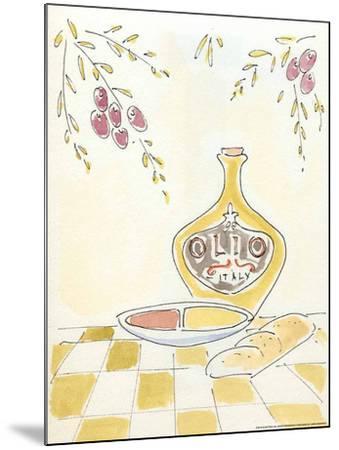 Olio Italy-Alan Paul-Mounted Art Print
