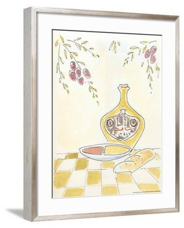 Olio Italy-Alan Paul-Framed Art Print