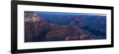 Panorama, USA, Grand Canyon National Park, South Rim-Catharina Lux-Framed Photographic Print