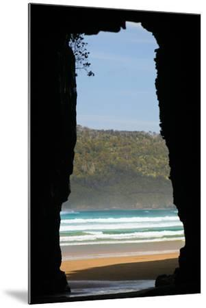 New Zealand, South Island, Cathedral Cave-Catharina Lux-Mounted Photographic Print