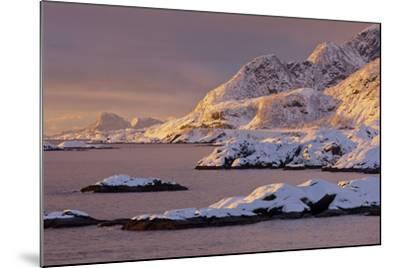 Moskenesoya, Lofoten, 'Nordland' (County), Norway-Rainer Mirau-Mounted Photographic Print