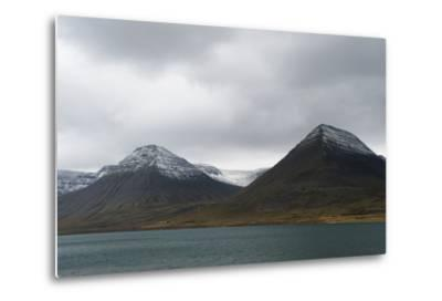 Dyrafjšrdur, Westfjords, West Iceland-Julia Wellner-Metal Print
