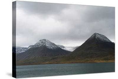 Dyrafjšrdur, Westfjords, West Iceland-Julia Wellner-Stretched Canvas Print