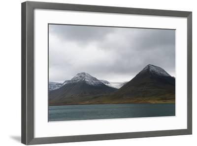 Dyrafjšrdur, Westfjords, West Iceland-Julia Wellner-Framed Photographic Print