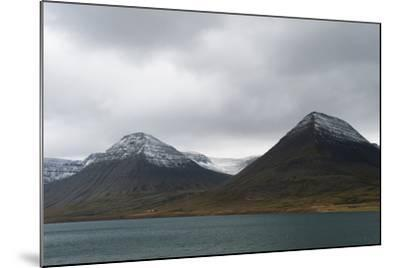 Dyrafjšrdur, Westfjords, West Iceland-Julia Wellner-Mounted Photographic Print
