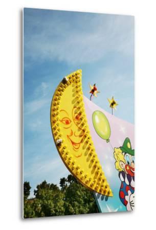 Oktoberfest, 'Wies'N', Funfair, Munich, Bavaria- Bluehouseproject-Metal Print