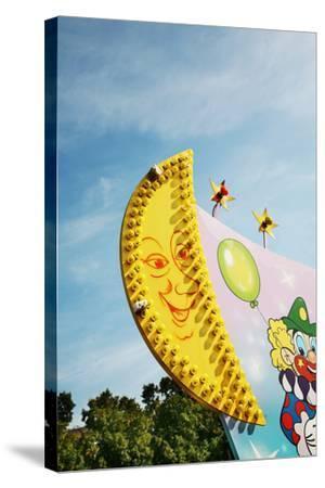 Oktoberfest, 'Wies'N', Funfair, Munich, Bavaria- Bluehouseproject-Stretched Canvas Print
