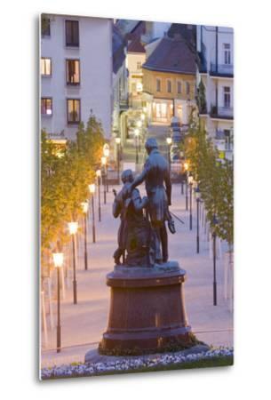Austria, Lower Austria, Baden Near Vienna, Thermal Bath, Health Resort Park-Rainer Mirau-Metal Print