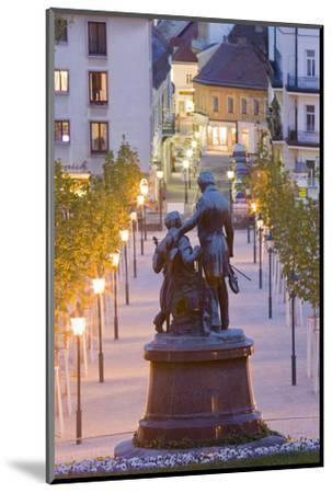 Austria, Lower Austria, Baden Near Vienna, Thermal Bath, Health Resort Park-Rainer Mirau-Mounted Photographic Print