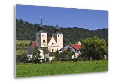 Germany, Bavaria, Upper Bavaria, AltmŸhltal (Valley), Kottingwšrth-Udo Siebig-Metal Print