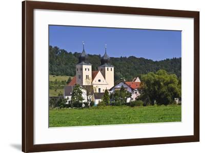 Germany, Bavaria, Upper Bavaria, AltmŸhltal (Valley), Kottingwšrth-Udo Siebig-Framed Photographic Print