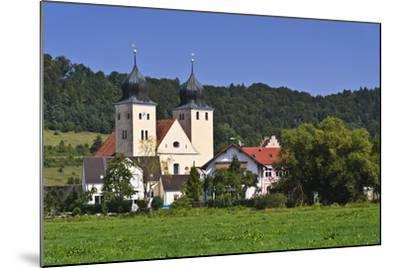 Germany, Bavaria, Upper Bavaria, AltmŸhltal (Valley), Kottingwšrth-Udo Siebig-Mounted Photographic Print