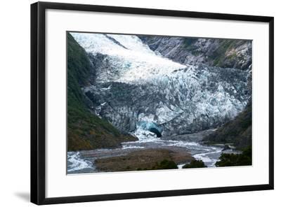 New Zealand, South Island, Westland National Park, Franz Josef Glacier-Catharina Lux-Framed Photographic Print