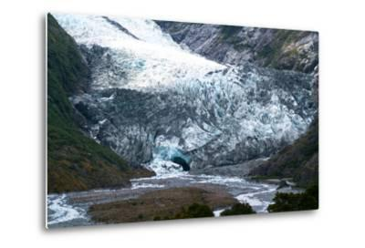 New Zealand, South Island, Westland National Park, Franz Josef Glacier-Catharina Lux-Metal Print