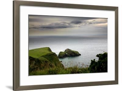 Northern Ireland, Antrim Coast, Glens- Bluehouseproject-Framed Photographic Print