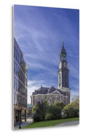 Germany, Hamburg, Neustadt, Church, St. Michaelis, Michel-Ingo Boelter-Metal Print