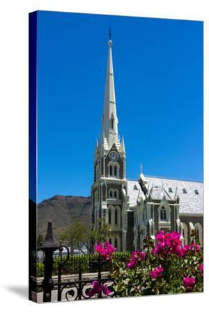 South Africa, Graaf-Reinet, Salisbury Cathedral-Catharina Lux-Stretched Canvas Print