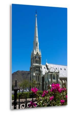 South Africa, Graaf-Reinet, Salisbury Cathedral-Catharina Lux-Metal Print