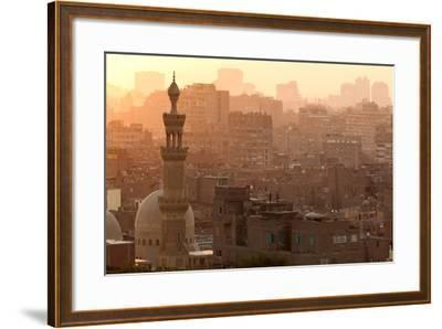 Egypt, Cairo, Islamic Old Town-Catharina Lux-Framed Photographic Print