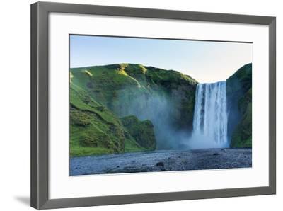 Skogafoss-Catharina Lux-Framed Photographic Print