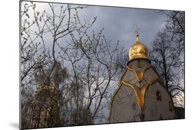 Moscow, Novodevichy Convent, Biggest Cloister in Moscow-Catharina Lux-Mounted Photographic Print