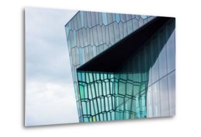 Reykjavik, Harpa Concert Hall-Catharina Lux-Metal Print