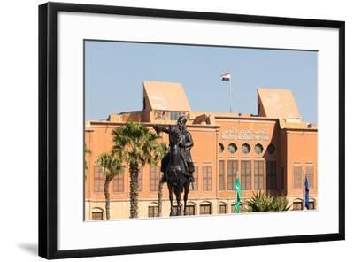 Egypt, Cairo, Citadel, Military Museum-Catharina Lux-Framed Photographic Print