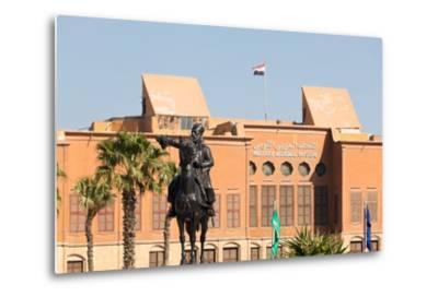 Egypt, Cairo, Citadel, Military Museum-Catharina Lux-Metal Print