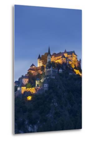 Castle Hochosterwitz, Carinthia, Austria-Rainer Mirau-Metal Print