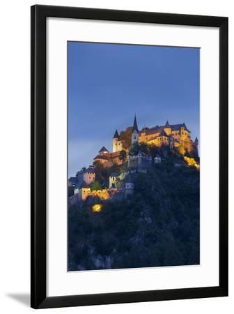 Castle Hochosterwitz, Carinthia, Austria-Rainer Mirau-Framed Photographic Print
