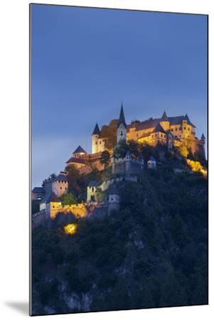 Castle Hochosterwitz, Carinthia, Austria-Rainer Mirau-Mounted Photographic Print
