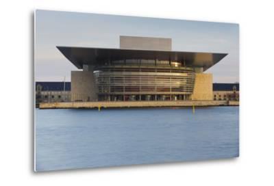Opera, Havnebussen, Copenhagen, Denmark-Rainer Mirau-Metal Print