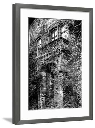 Building, Exit, Outside View-Jule Leibnitz-Framed Photographic Print