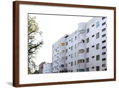Berlin, UNESCO World Cultural Heritage, Siemensstadt-Catharina Lux-Framed Photographic Print
