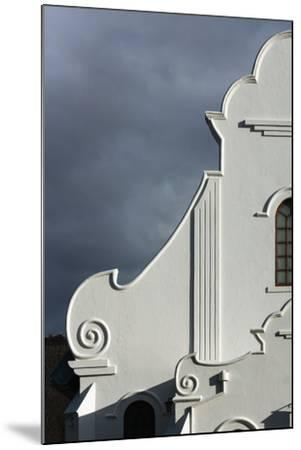 South Africa, Worcester, Presbyterian Church, Gable-Catharina Lux-Mounted Photographic Print