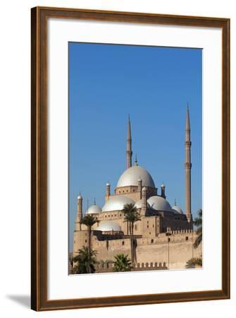 Egypt, Cairo, Citadel, Mosque of Muhammad Ali-Catharina Lux-Framed Photographic Print