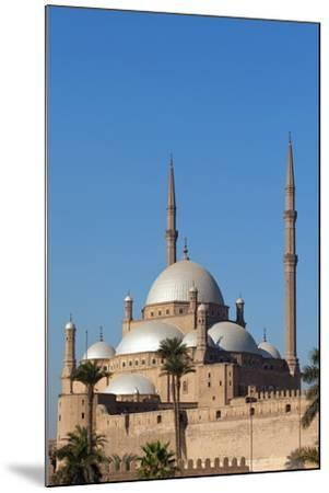 Egypt, Cairo, Citadel, Mosque of Muhammad Ali-Catharina Lux-Mounted Photographic Print