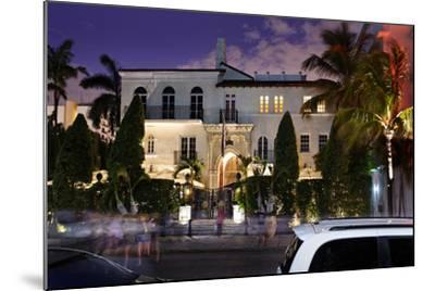 Hotel 'The Villa by Barton G.', Former Residence of Versace, Miami South Beach-Axel Schmies-Mounted Photographic Print