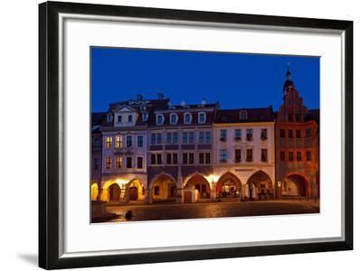 Germany, Saxony, Gšrlitz, Untermarkt-Catharina Lux-Framed Photographic Print
