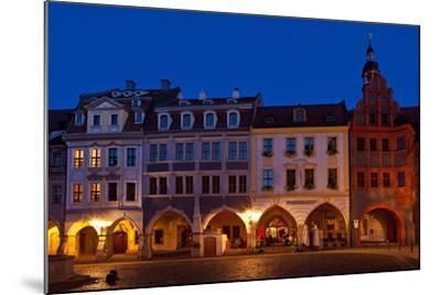 Germany, Saxony, Gšrlitz, Untermarkt-Catharina Lux-Mounted Photographic Print