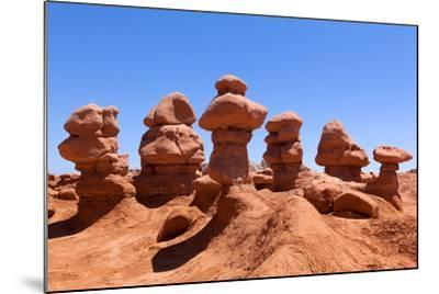 USA, Utah, Goblin Valley State Park-Catharina Lux-Mounted Photographic Print