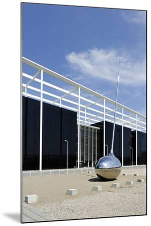 Modern Architecture, Orestad, Island Amager, Copenhagen, Denmark-Axel Schmies-Mounted Photographic Print