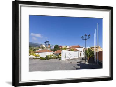 Cigar Museum of Brena Alta, San Pedro, La Palma, Canary Islands, Spain, Europe-Gerhard Wild-Framed Photographic Print