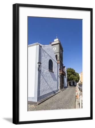 Church San Pedro Apostol, San Pedro, Brena Alta, La Palma, Canary Islands, Spain, Europe-Gerhard Wild-Framed Photographic Print