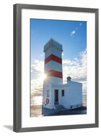 Peninsula Reykjanes, Gardskagi-Catharina Lux-Framed Photographic Print