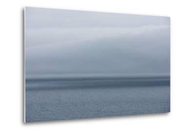 Ocean, Rainy Weather-Catharina Lux-Metal Print